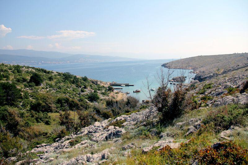 Razgled na Slivanjski zaljev – špilja Biserujka