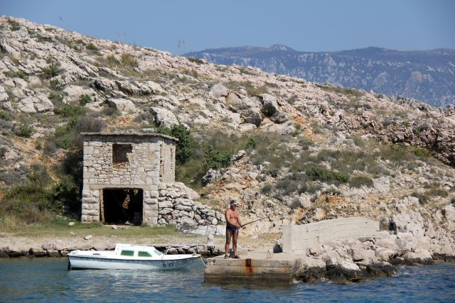 Miran kutak u Slivanjskom zaljevu