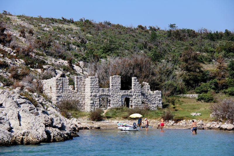 Plaža u Slivanjskom zaljevu