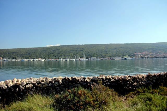 Marina Punat : najveća marina na otoku Krk