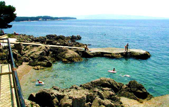 Plaža Bor