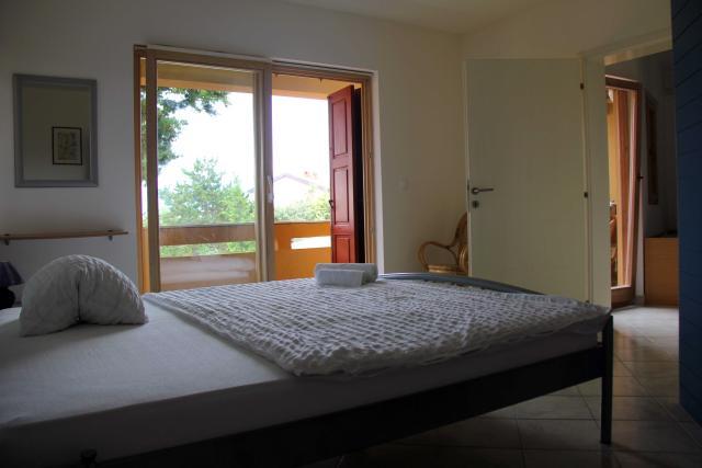 Villa Marija - Baška - spavaća soba