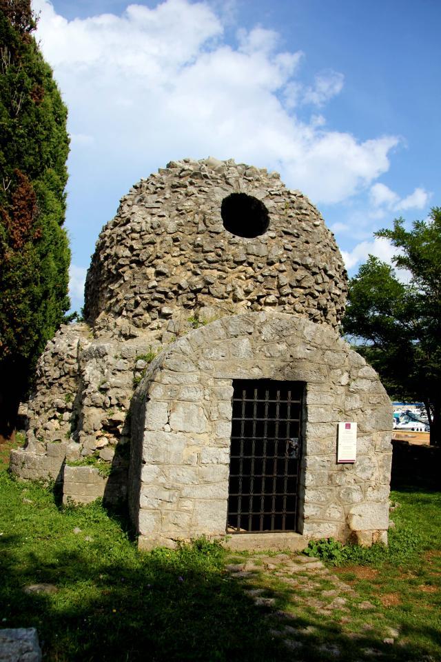 Sveti Dunat - jedan od važnijih spomenika rane hrvatske arhitekture