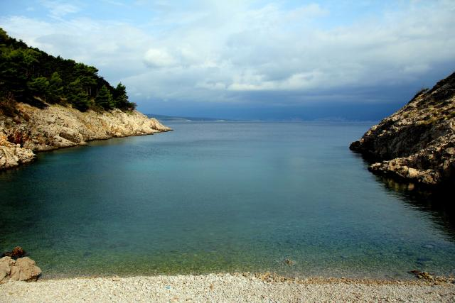 Plaže Vrbnik - plaža Kozica