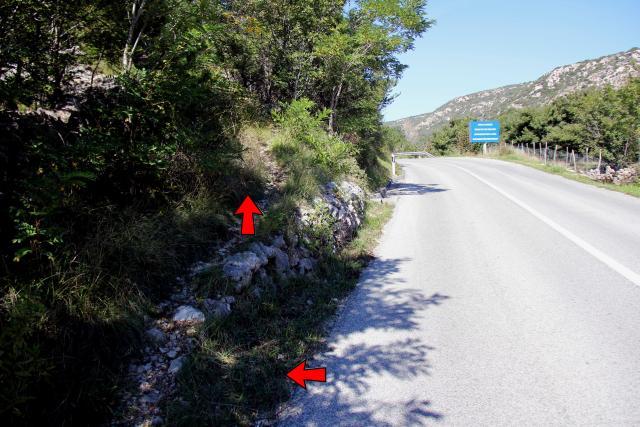 Penjanje Krk - Belove stene