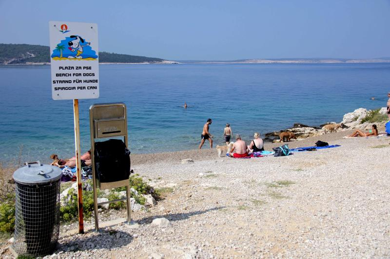 Plaža za pse - Šilo